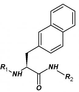 Naphtylalanine